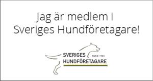 jag är med i sveriges hundföretagare hmärkt kurs hundlyftet problemhund